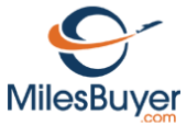 Sell Miles with the Most Trusted Mileage Broker | MilesBuyer Retina Logo